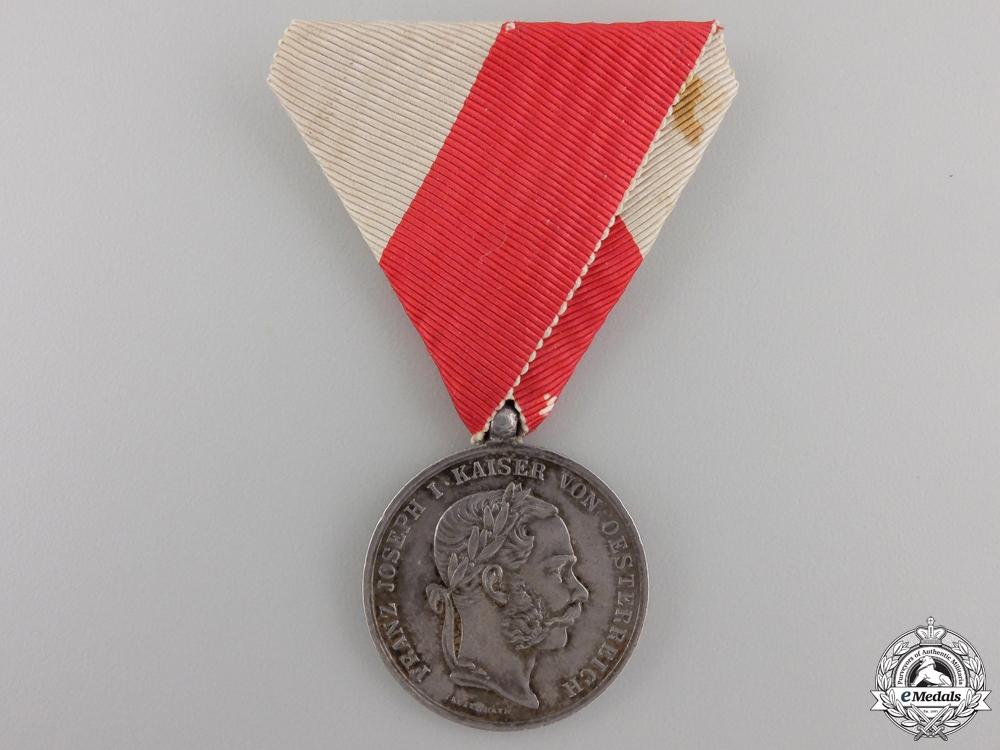 eMedals-A Rare 1866 Austrian Prague Commemorative Medal