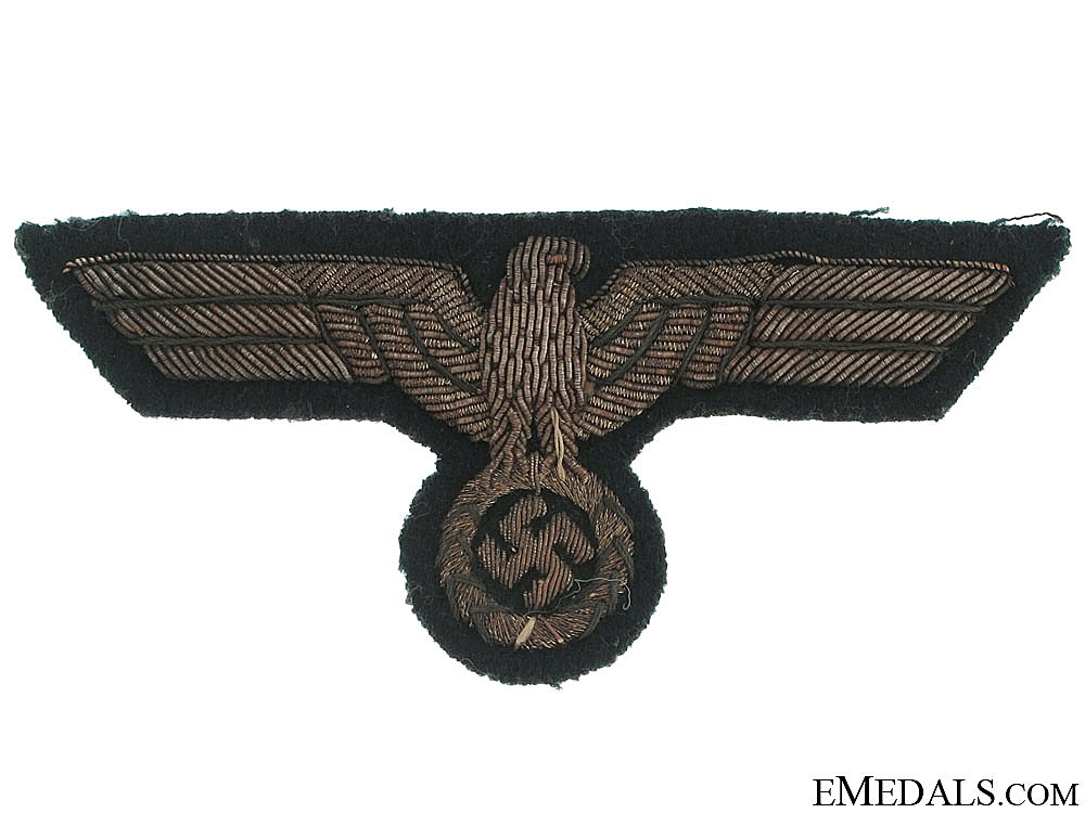 eMedals-A Rare Army General's Breast Eagle