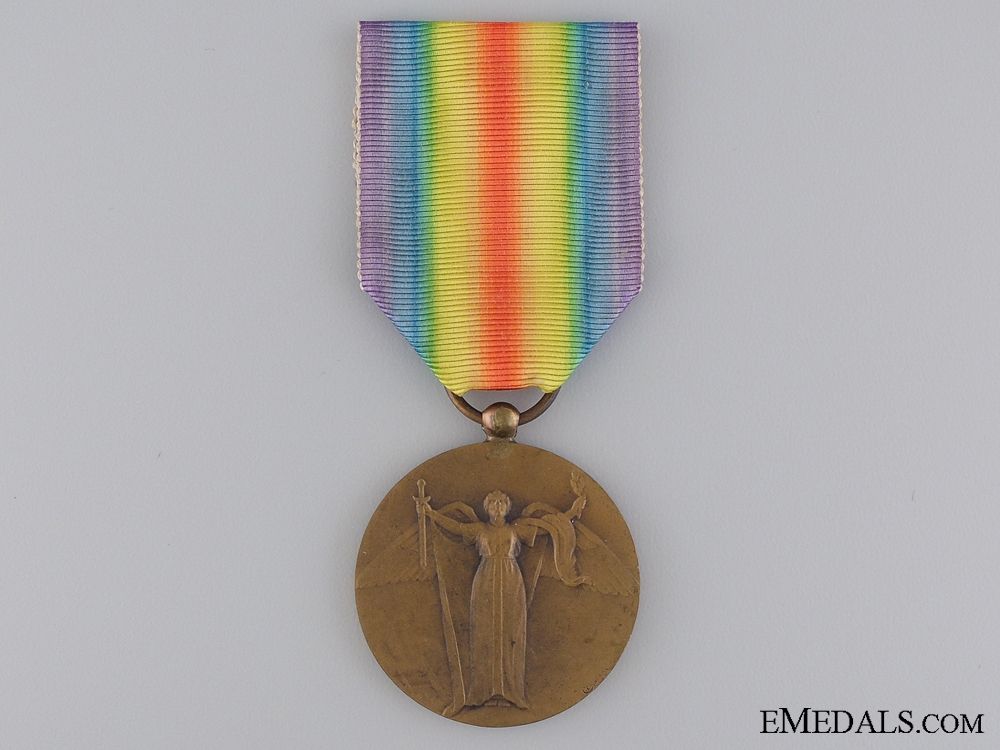 eMedals-A Rare First War Cuban Victory Medal