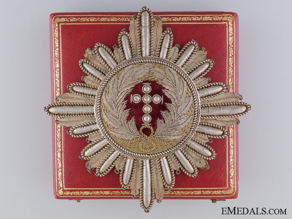 eMedals-A Rare Mid 19th Century Order of the Elephant
