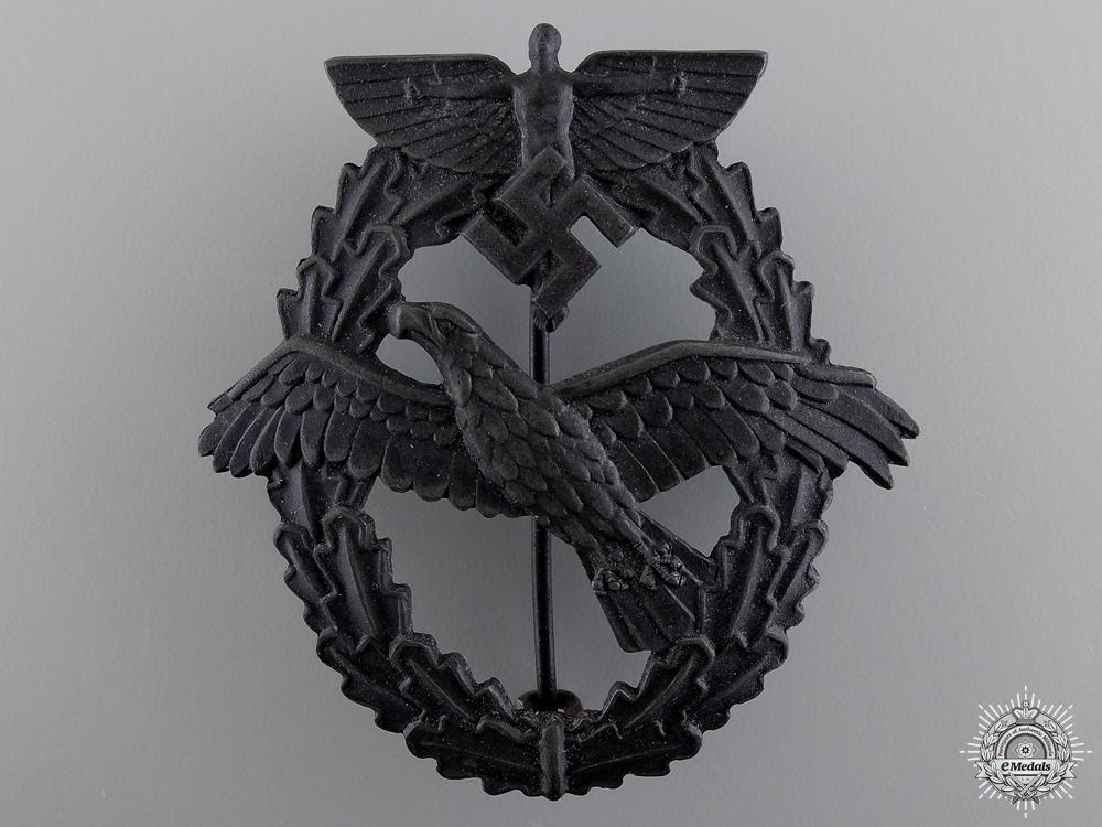 eMedals-A Rare NSFK Motor Pilot's Badge