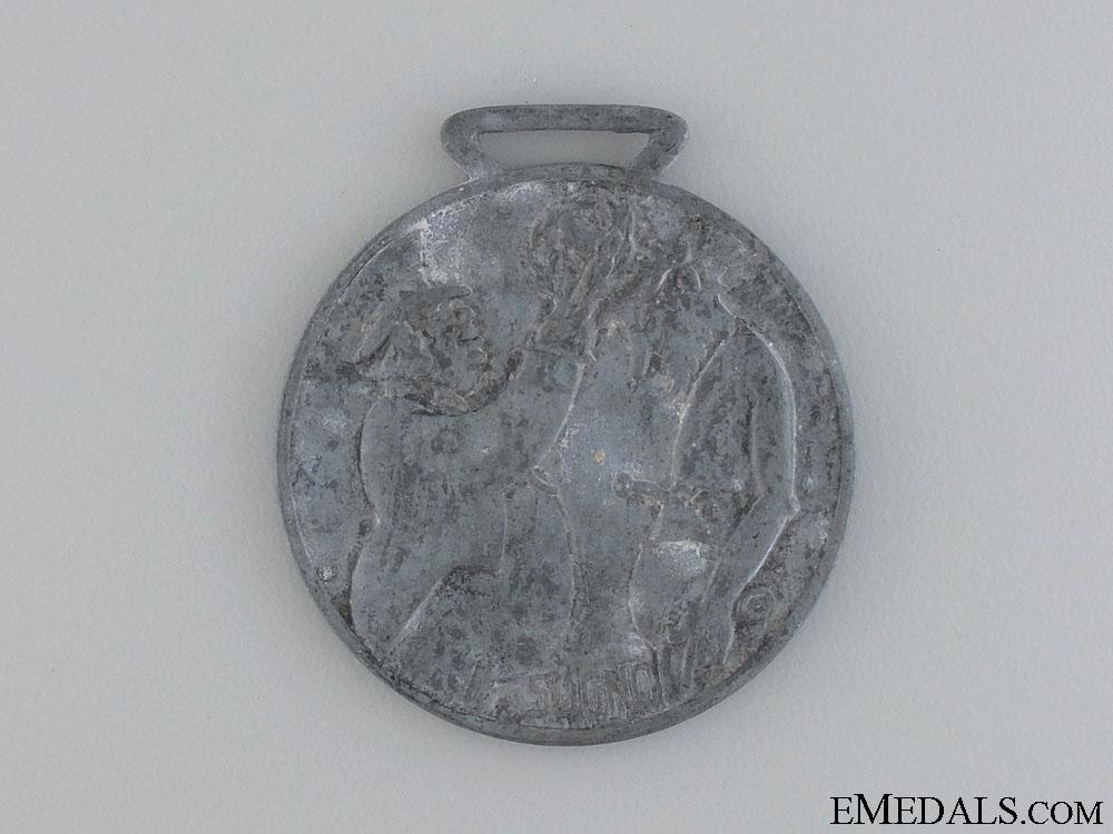 eMedals-A Rare Repubblica Sociale Italiana (RSI) Anti-Partisan Medal