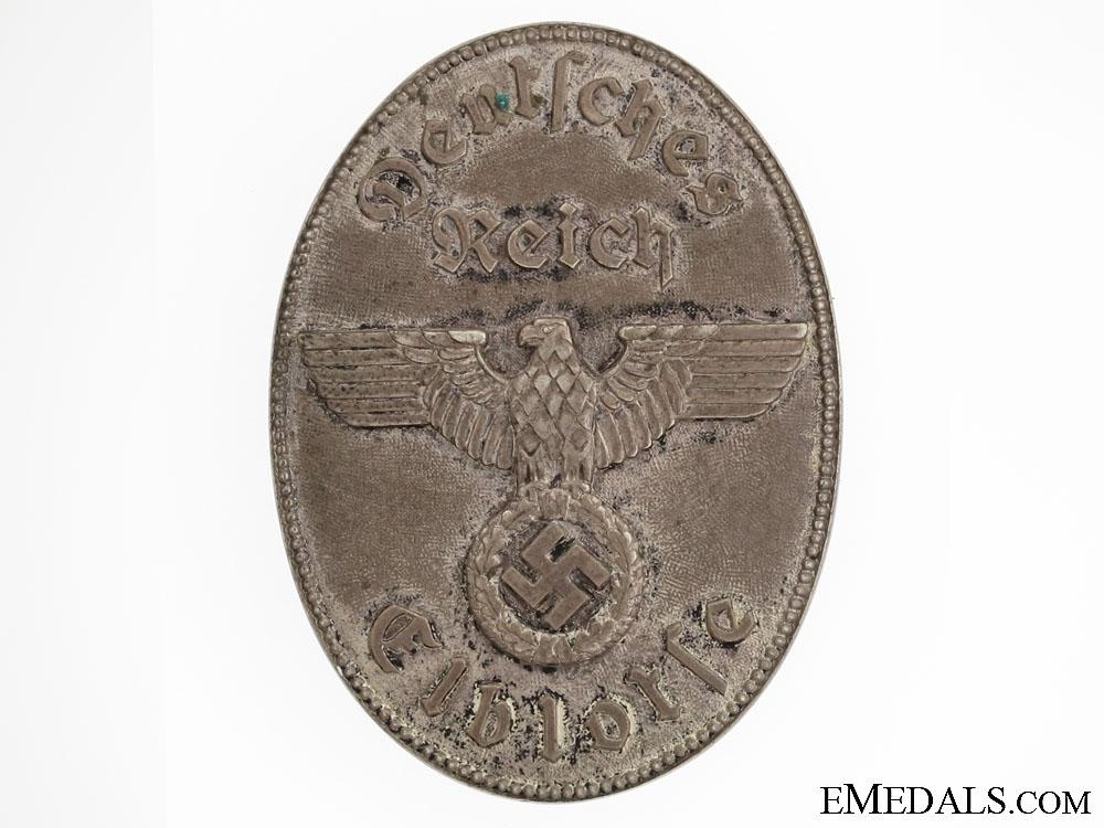 eMedals-A Rare River Boat Pilot Badge