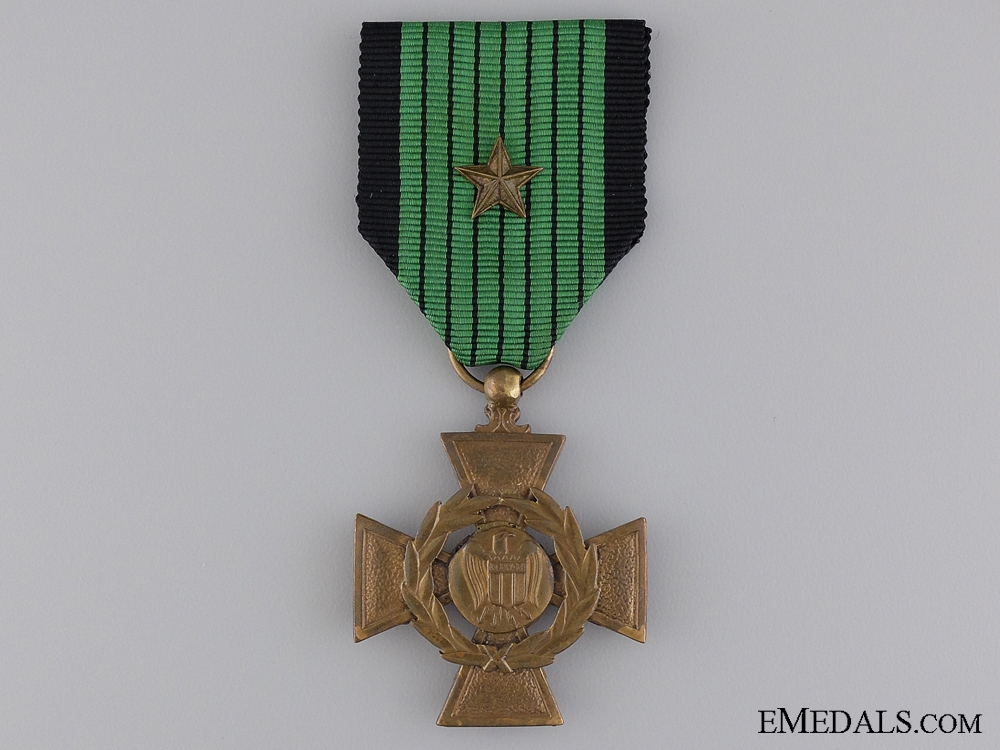 eMedals-A Rare Vichy Government WWII Croix de Guerre