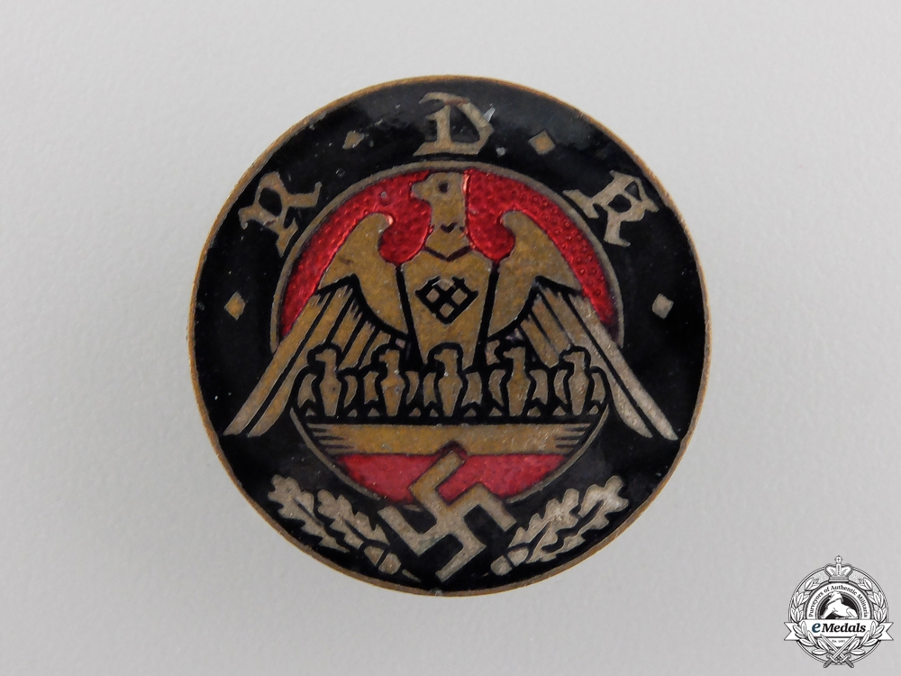 eMedals-A RDK State Federation of Families Badge