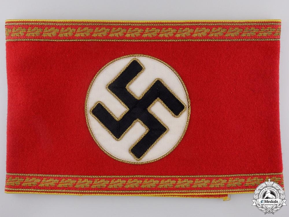 eMedals-A Reich Level Leiter einer Hauptstelle Armband