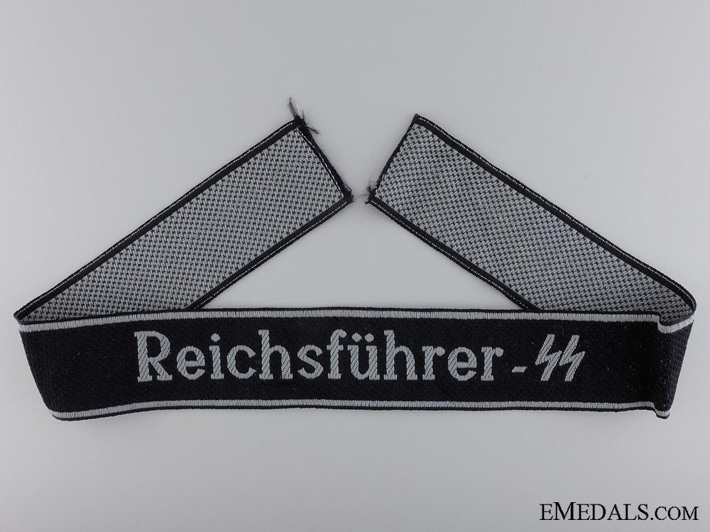 eMedals-A Reichsführer-SS Personnel Cufftitle