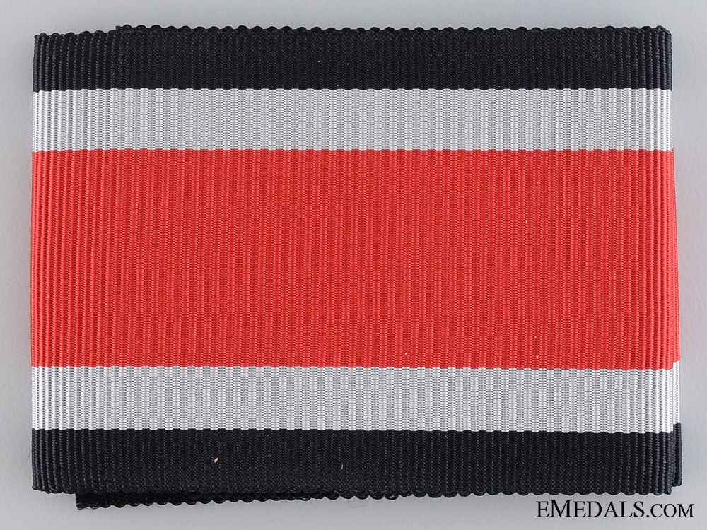 eMedals-A Ribbon for the Knight's Cross of the Iron Cross 1939