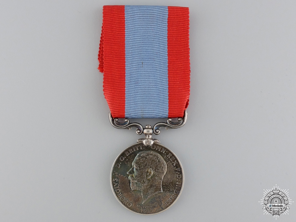 eMedals-A Rocket Apparatus Volunteer Long Service Medal