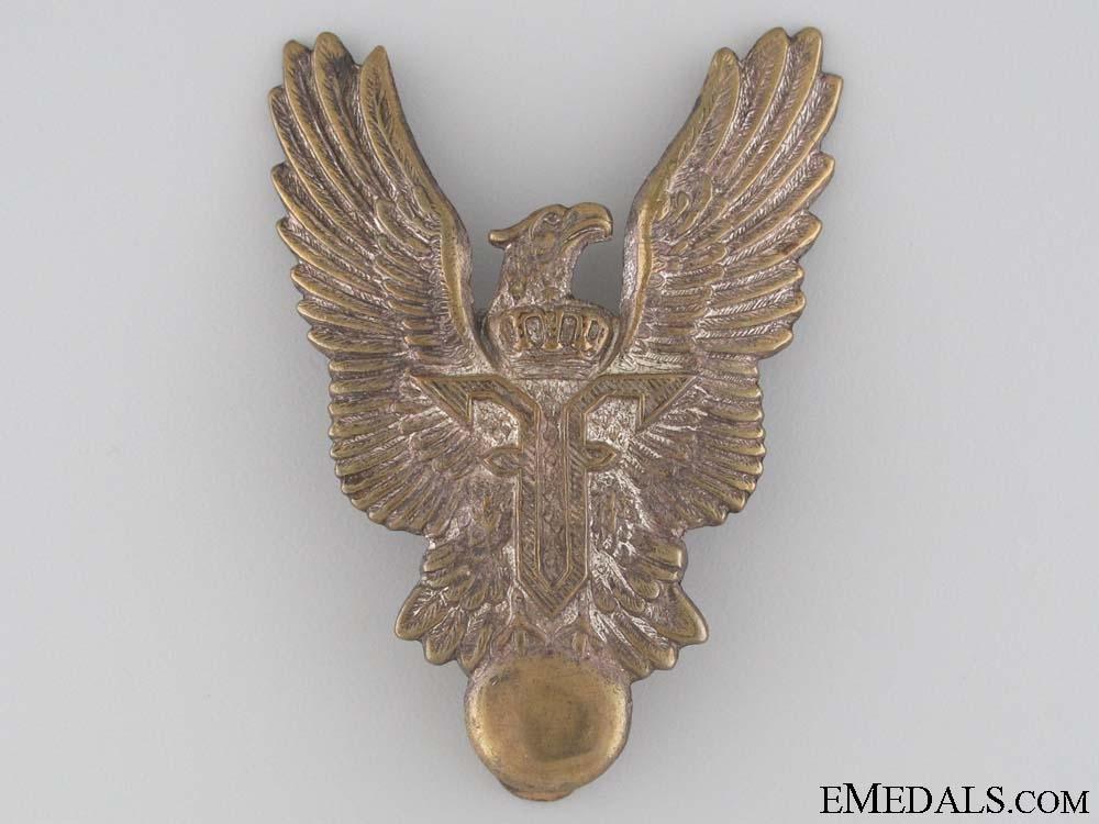 eMedals-A Romanian Air Force Pilot's Badge