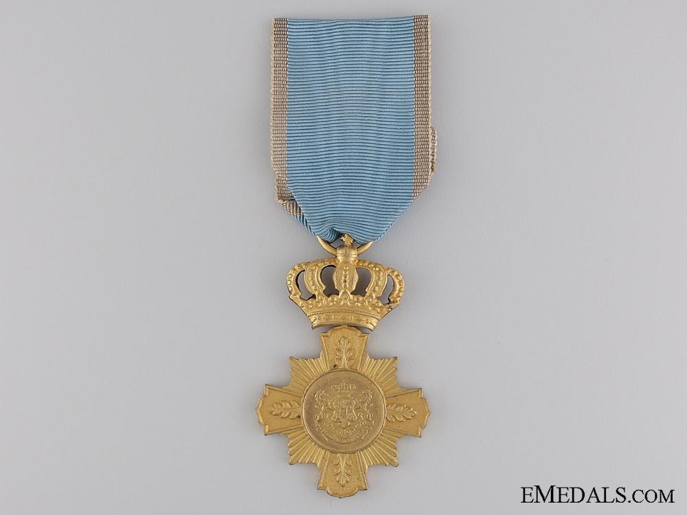 eMedals-A Romanian Loyal Service Cross; First Class