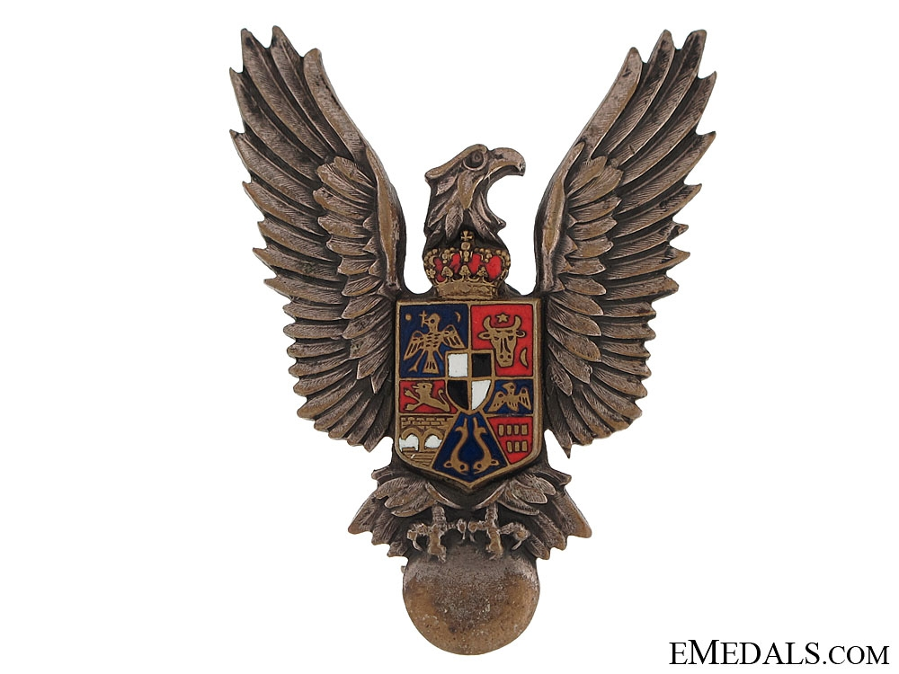 eMedals-A Romanian Pilot's Badge