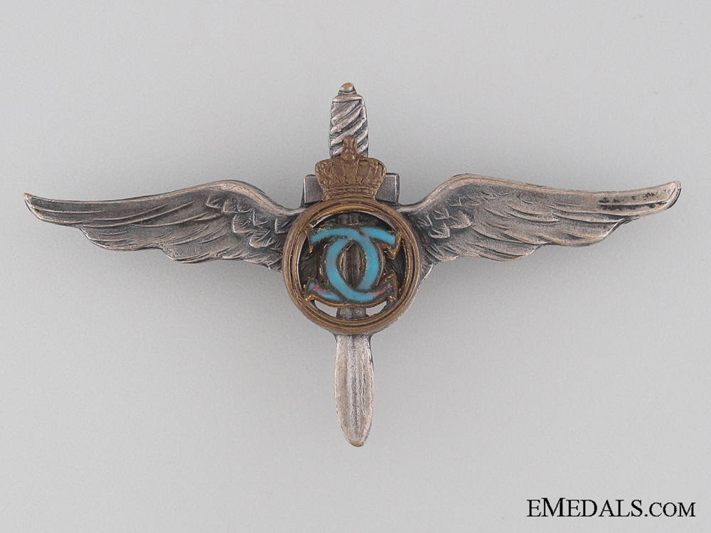 eMedals-A Romanian Pilot's Badge 1930-1940