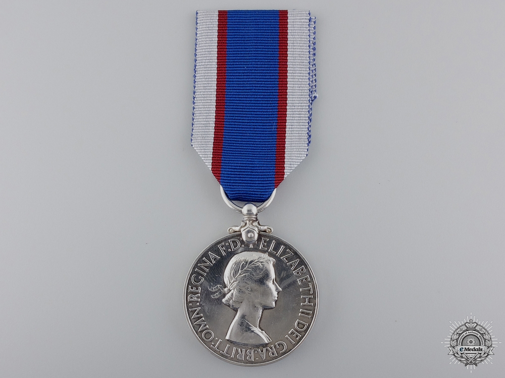eMedals-A Royal Fleet Reserve Long Service & Good Conduct Medal