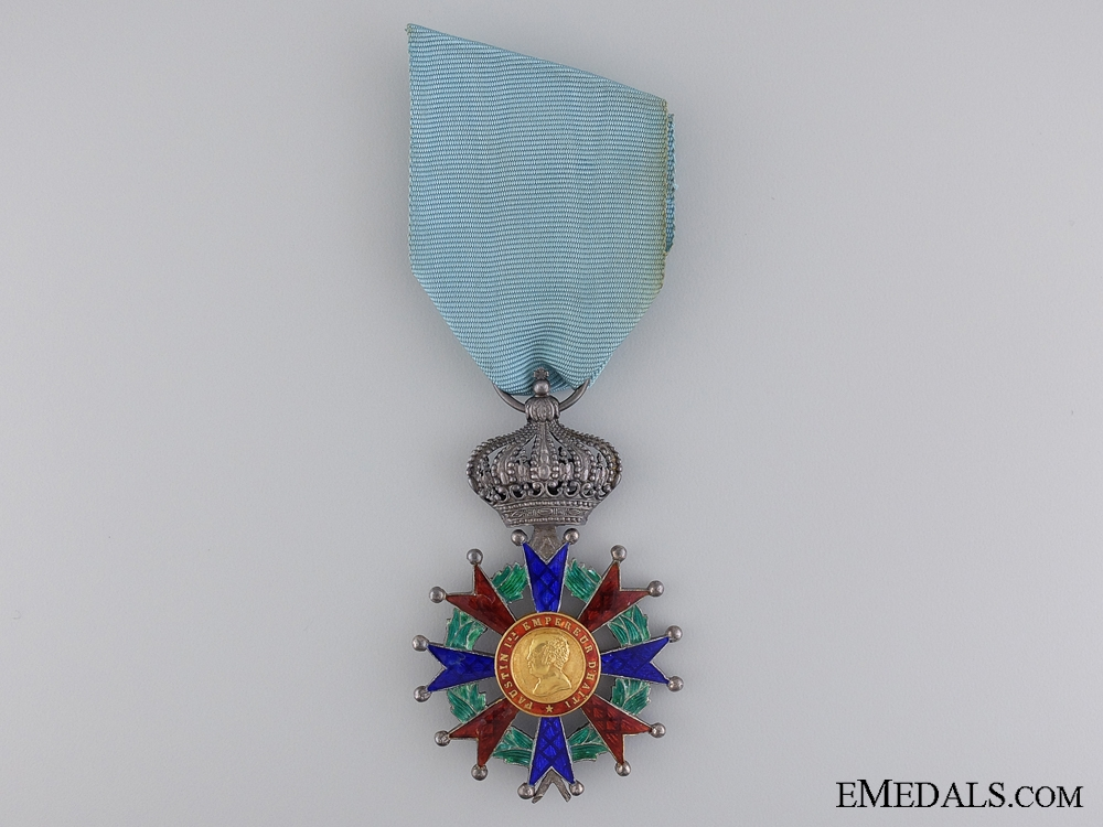eMedals-A Royal Haitian Order of St. Faustin; Knight's Cross