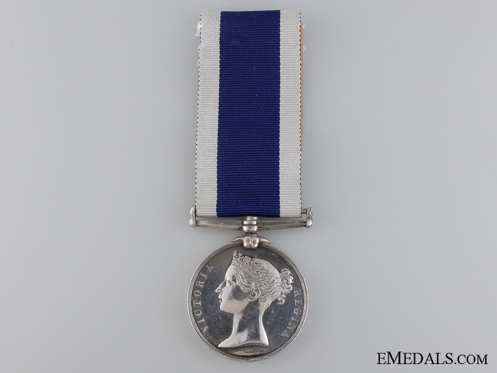 eMedals-A Victorian Royal Naval LS & GC Medal to the Coast Guard
