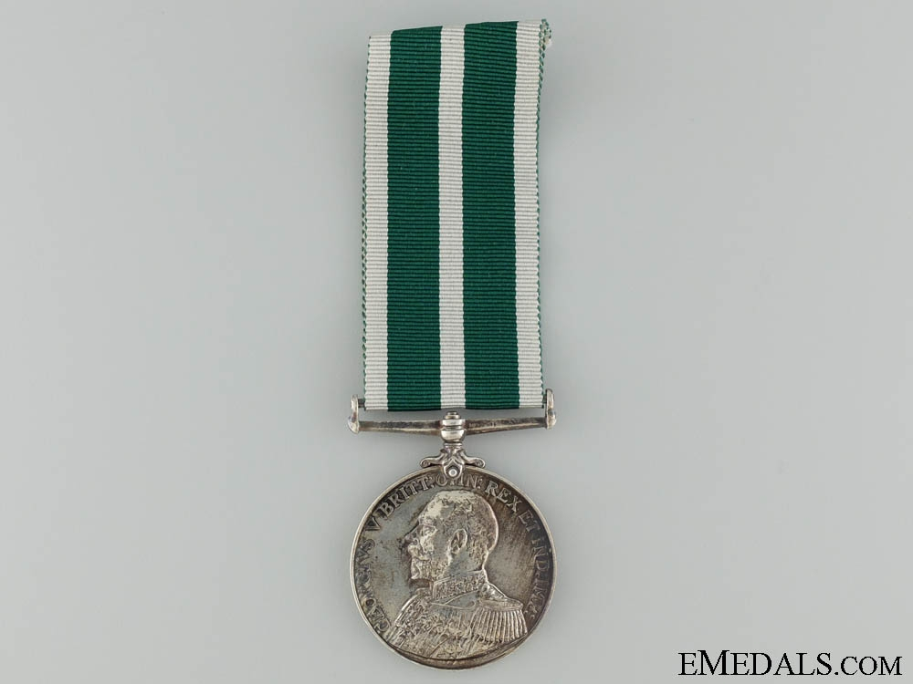 eMedals-A Royal Naval Reserve Long Service and Good Conduct Medal