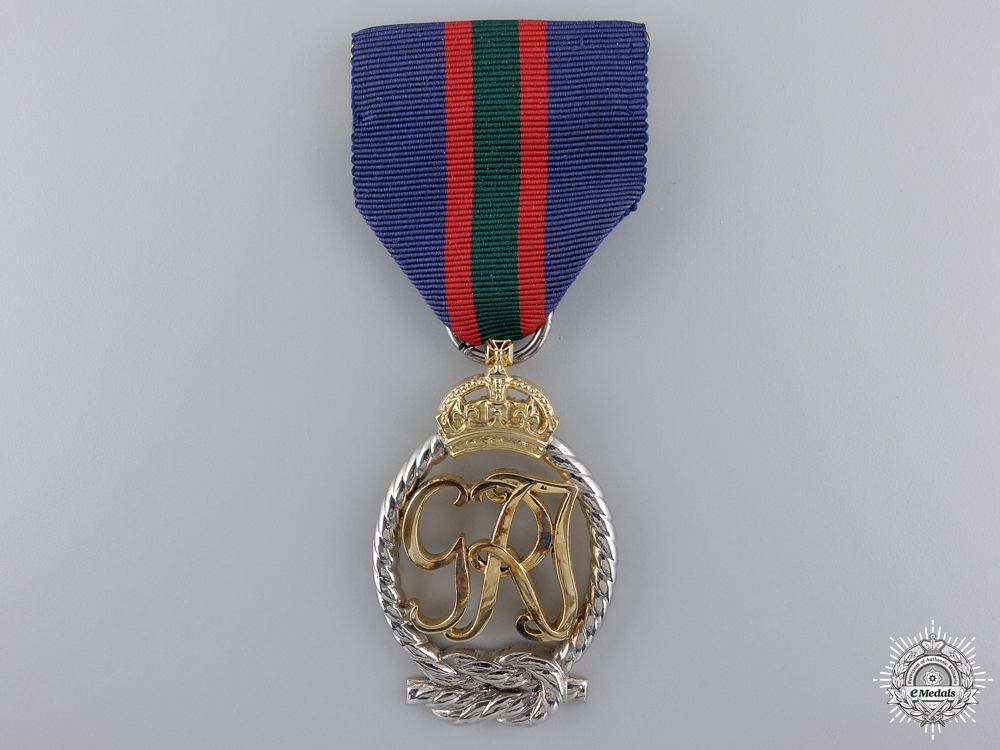 eMedals-A Royal Naval Volunteer Reserve Decoration