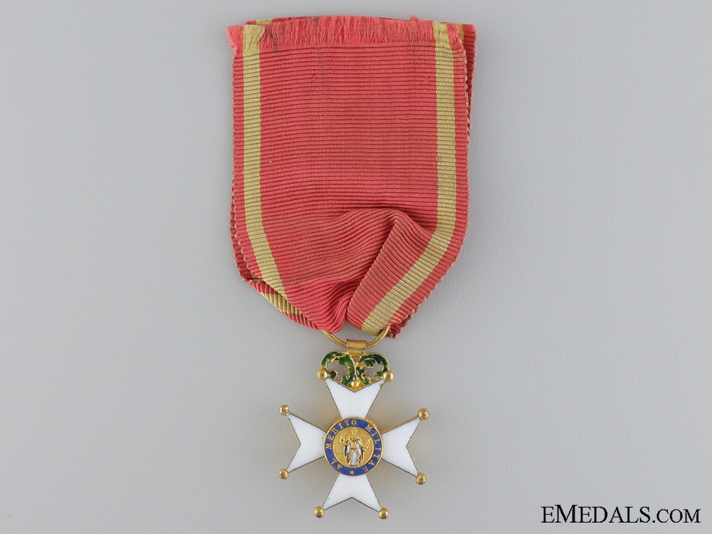eMedals-A Royal Spanish Military Order of St. Ferdinand