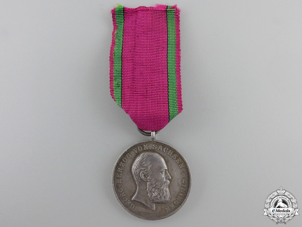 eMedals-A Saxe-Ernestine House Order Merit Medal; Type V