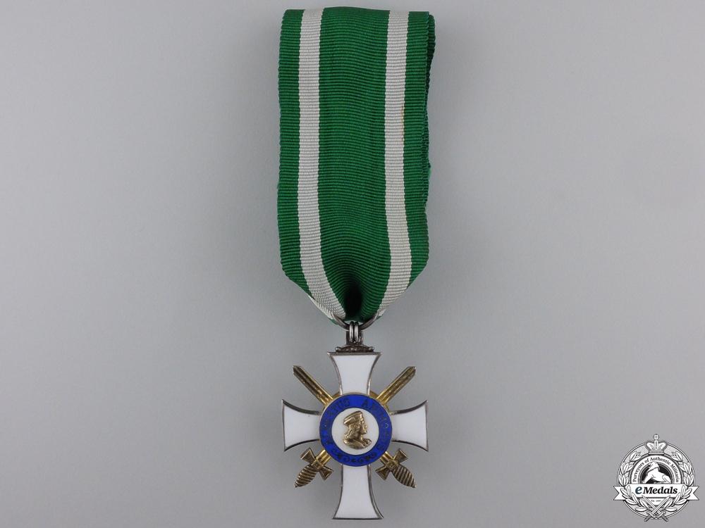 eMedals-A Saxon Albert Order; 2nd Class with Swords