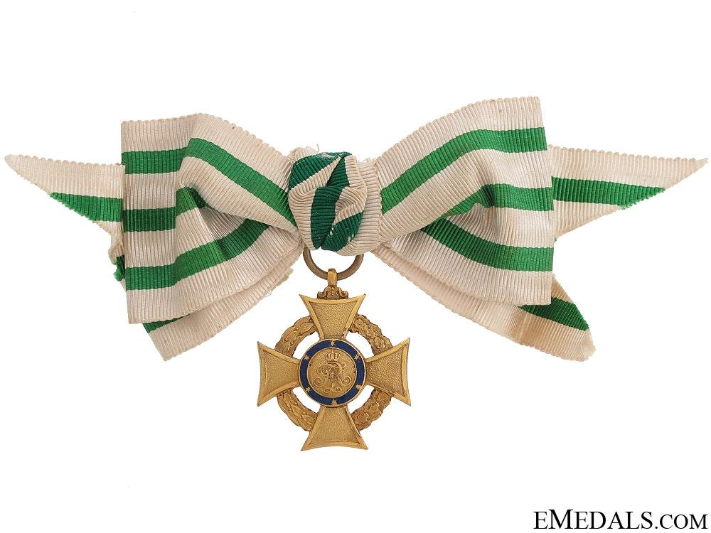 eMedals-A Saxon Nursing Cross 1870-71