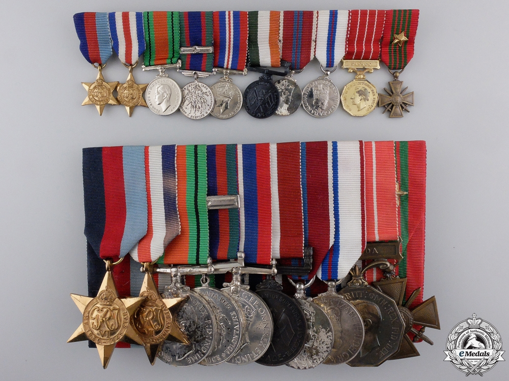 eMedals-A Second War & Vietnam Supervision Group to Major J.H. Moss