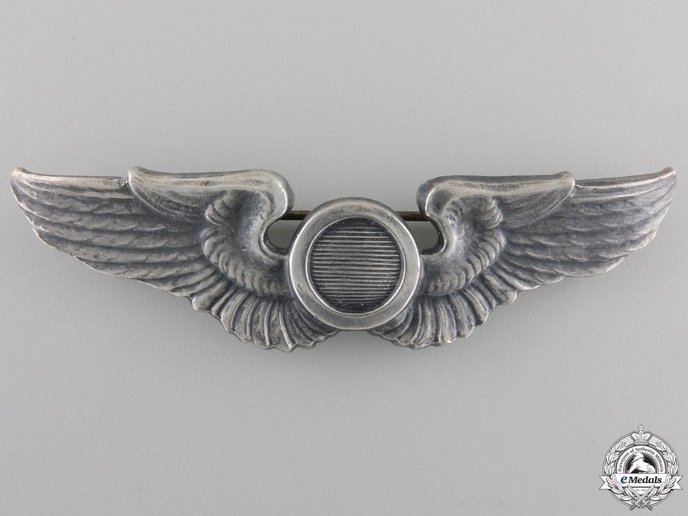 eMedals-A Second War Air Force Combat Observer's Wing
