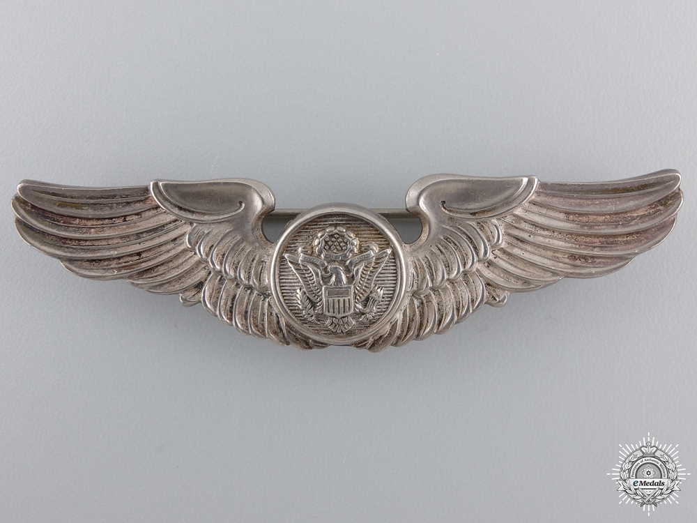 eMedals-A Second War American Air Crew Wing by Amico