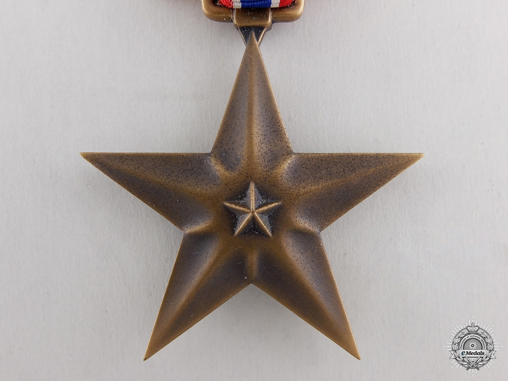 eMedals-A Second War American Bronze Star