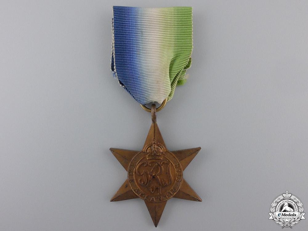 eMedals-A Second War Atlantic Campaign Star