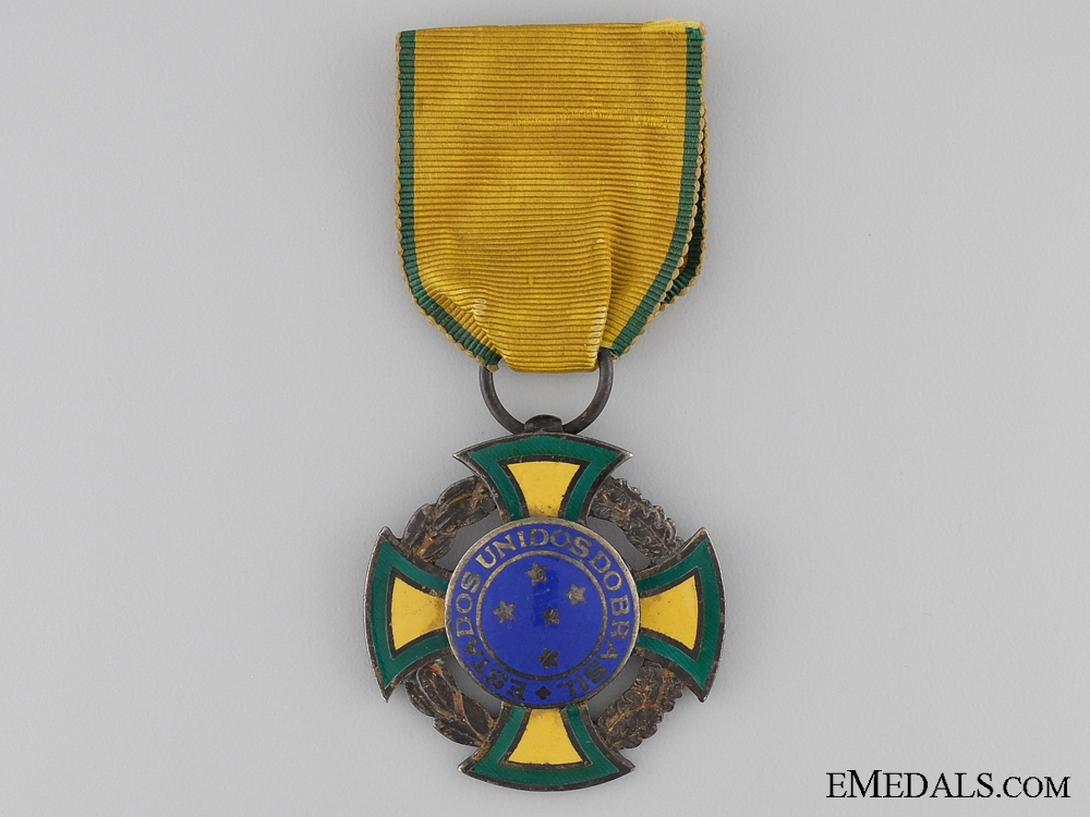 eMedals-A Second War Brazilian War Cross