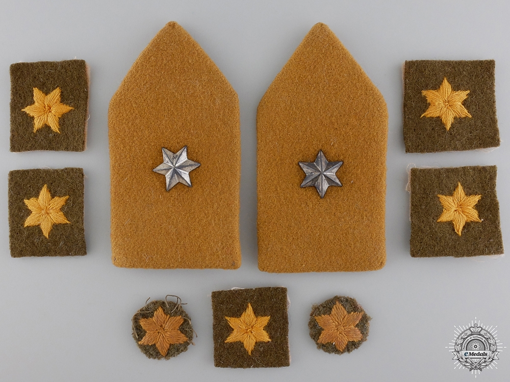 eMedals-A Second War Dutch Army Insignia