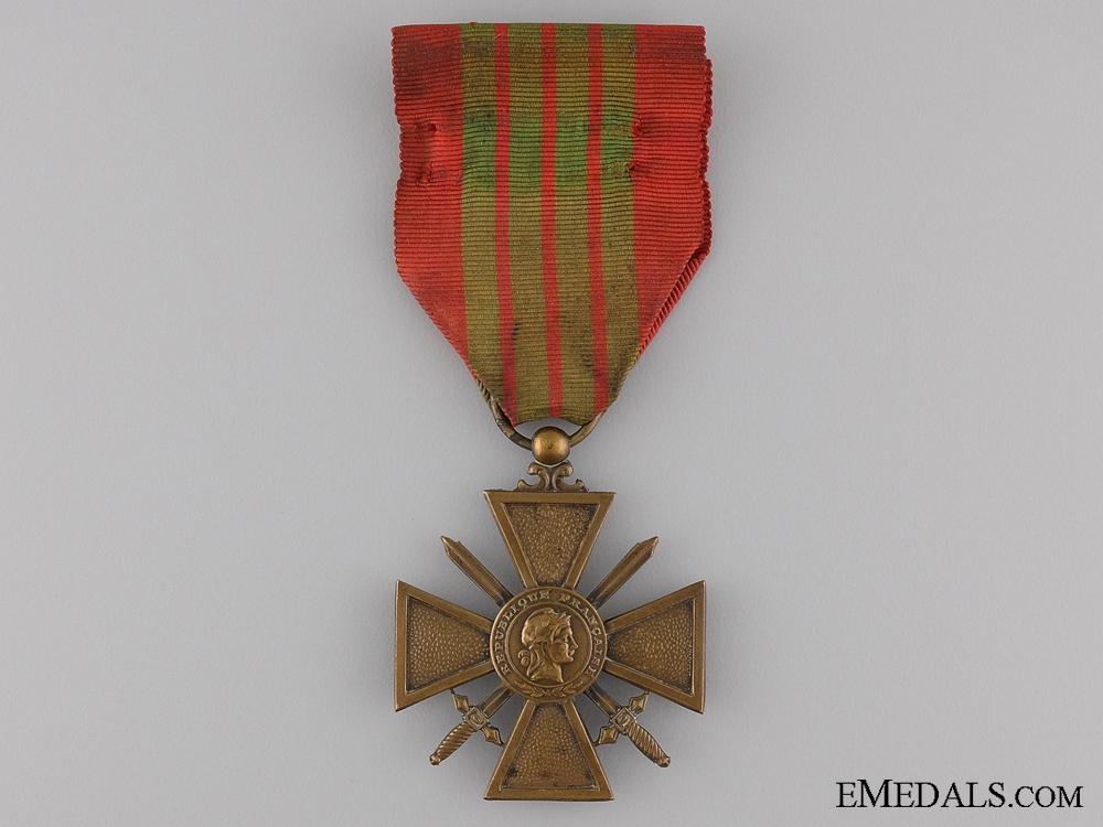 eMedals-A Second War French War Cross