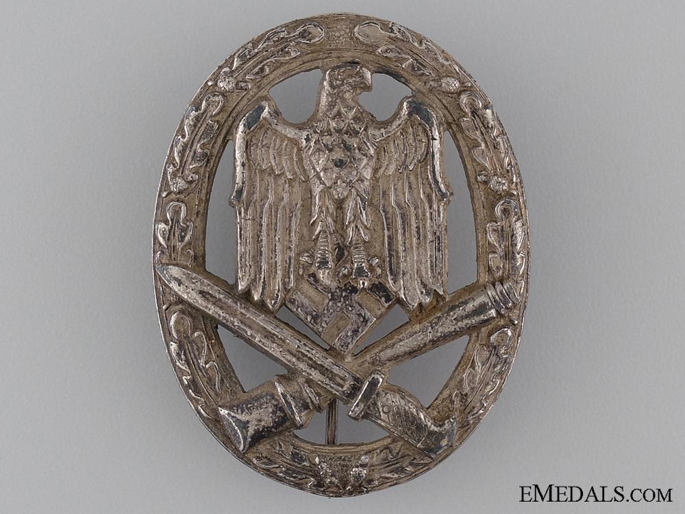 eMedals-A Second War General Assault Badge