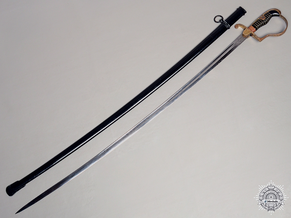 eMedals-A Second War German Army Officer's Sword by Alcoso