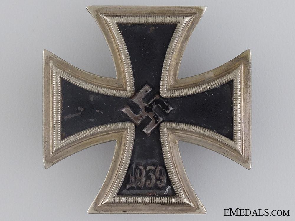 eMedals-A Second War Iron Cross First Class 1939