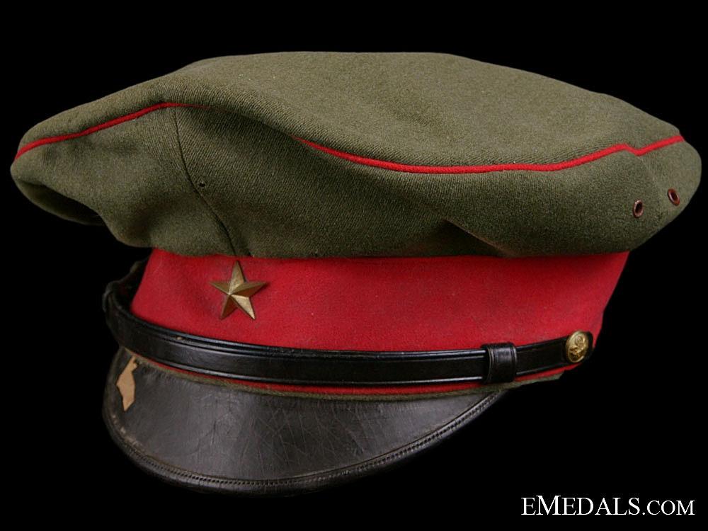 eMedals-A Second War Japanese Cap