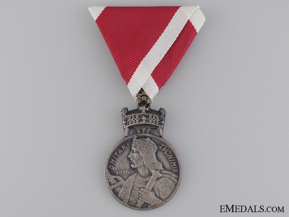eMedals-A Second War King Zvonimir Merit Medal