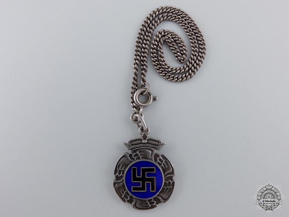 eMedals-A Second War Miniature Finnish Air Force Pilot's Badge