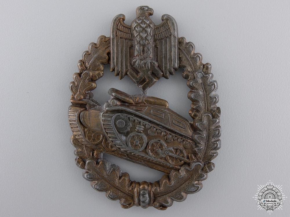 eMedals-A Second War Panzer Shooting Lanyard Badge
