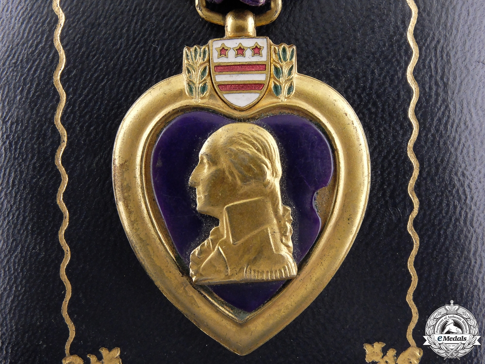 eMedals-A Second War Purple Heart to James Marzitello