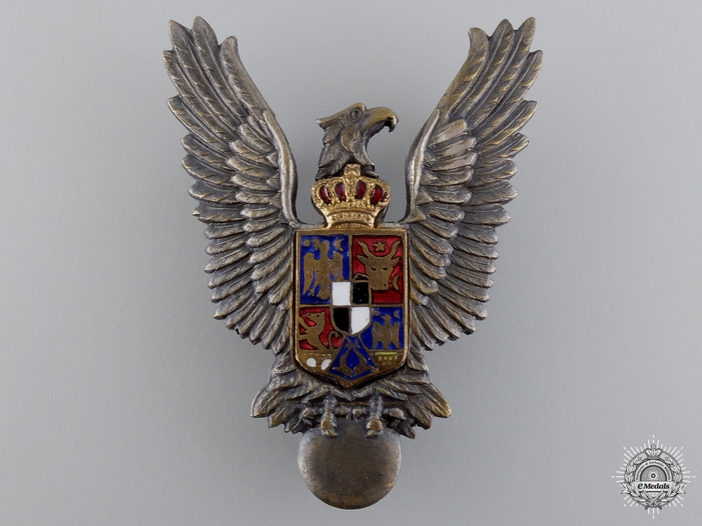 eMedals-A Second War Romanian Pilot's Badge