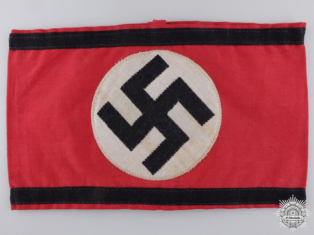 eMedals-A Second War SS Armband