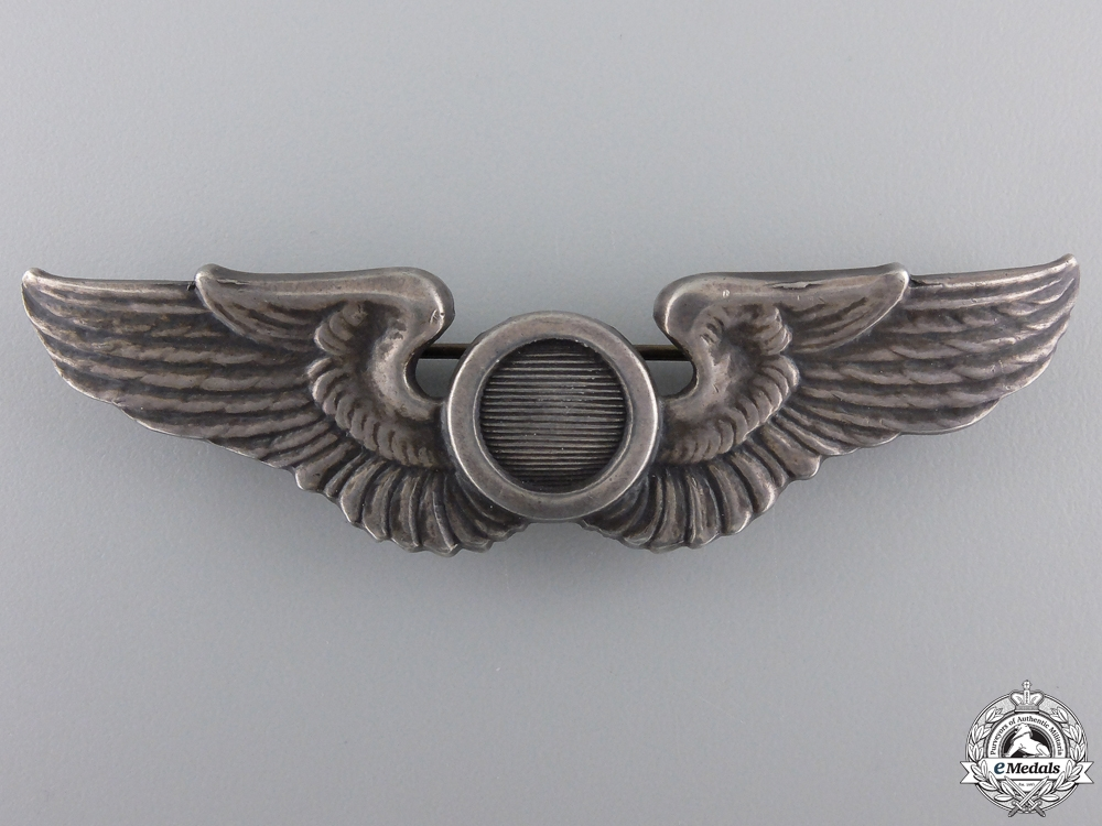 eMedals-A Second War United States Air Observer Wing