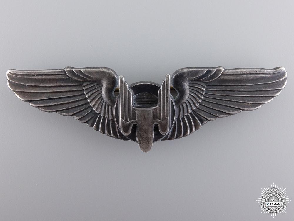 eMedals-A Second War USAAF Gunner's Wing by K.G. Luke