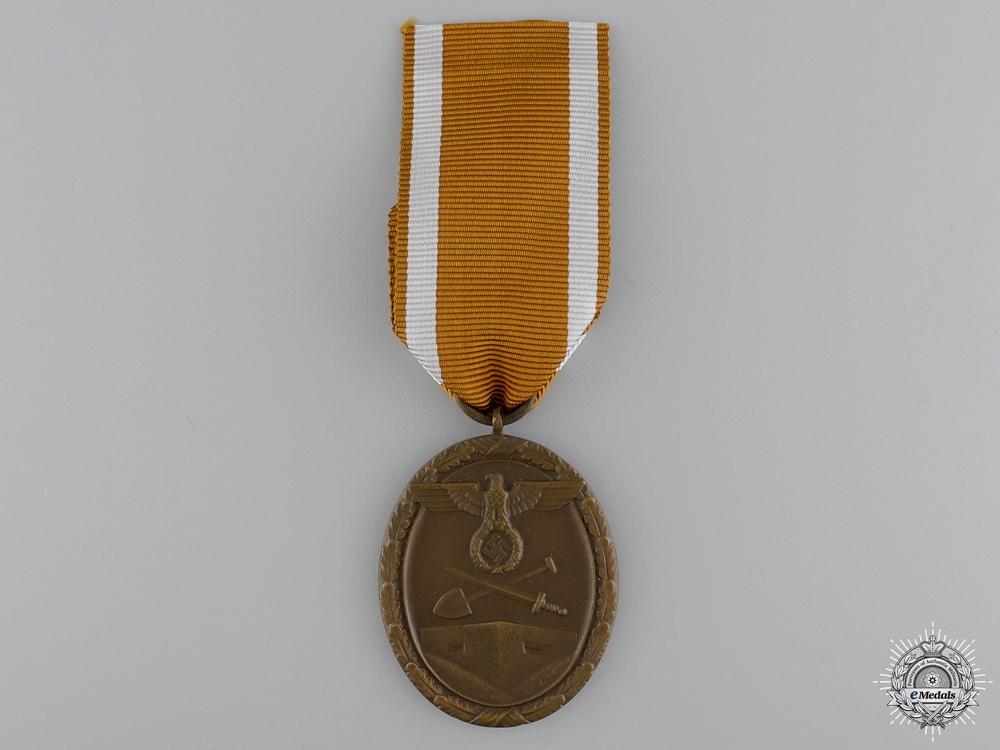 eMedals-A Second War West Wall Medal