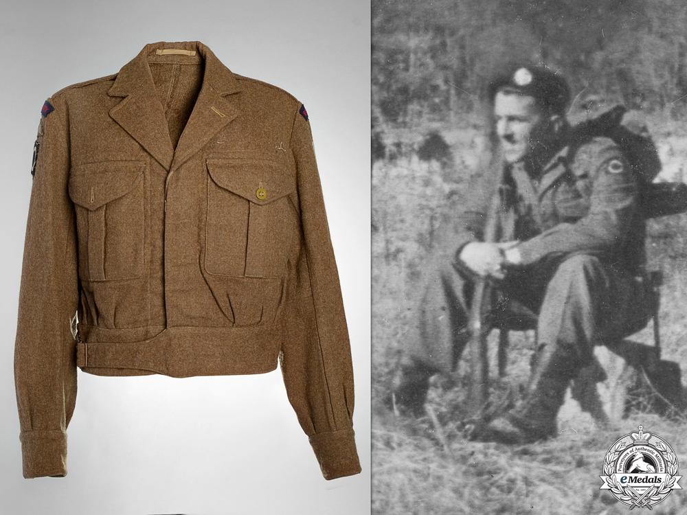 eMedals-A Second World War & Korean War Group to the Royal Artillery
