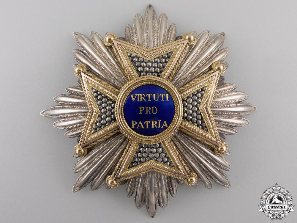eMedals-A Seldomly Awarded Militär-Max-Joseph-Orden c.1840
