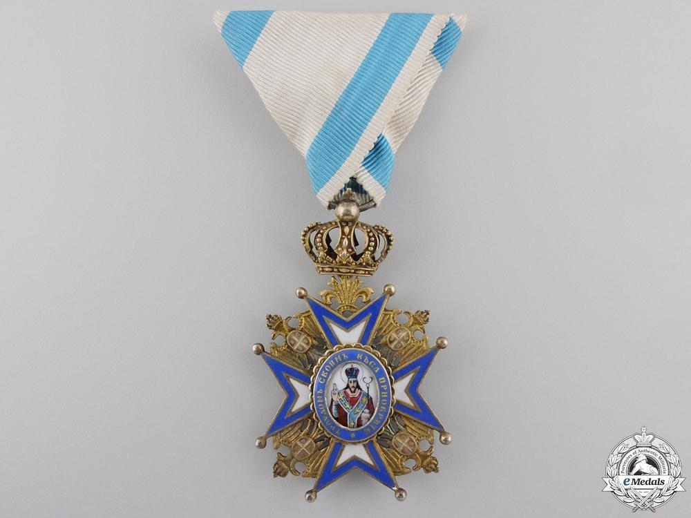 eMedals-A Serbian Order of St. Sava; Fourth Class